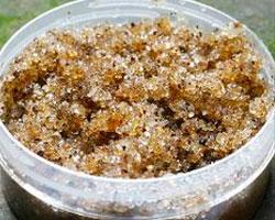 Сахарный скраб для кожи головы в домашних условиях