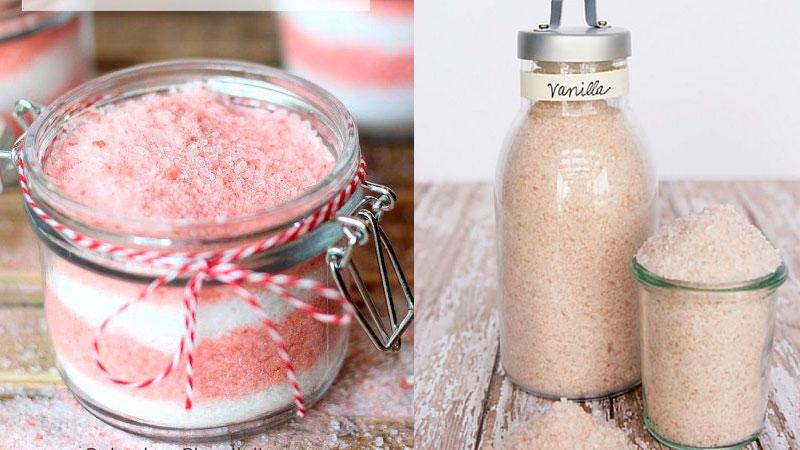 Как добавлять эфирное масло в ванну  с солью