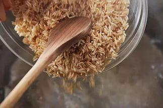 рисовая пудра своими руками