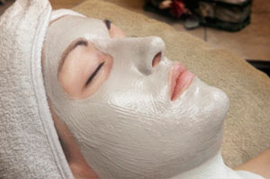 омолаживающая глиняная маска