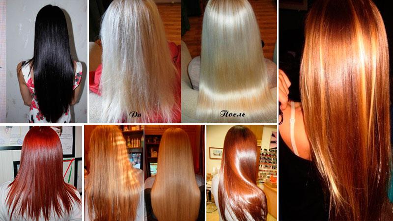 то такое ламинирование волос. Ламинирование  волос дома и в салоне