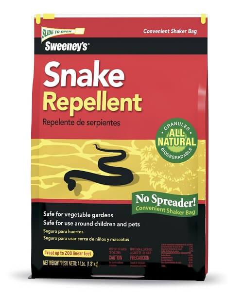 репеллента от змей