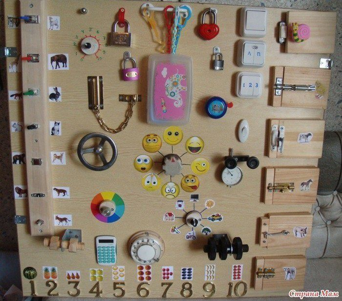 Интерактивные игрушки своими руками