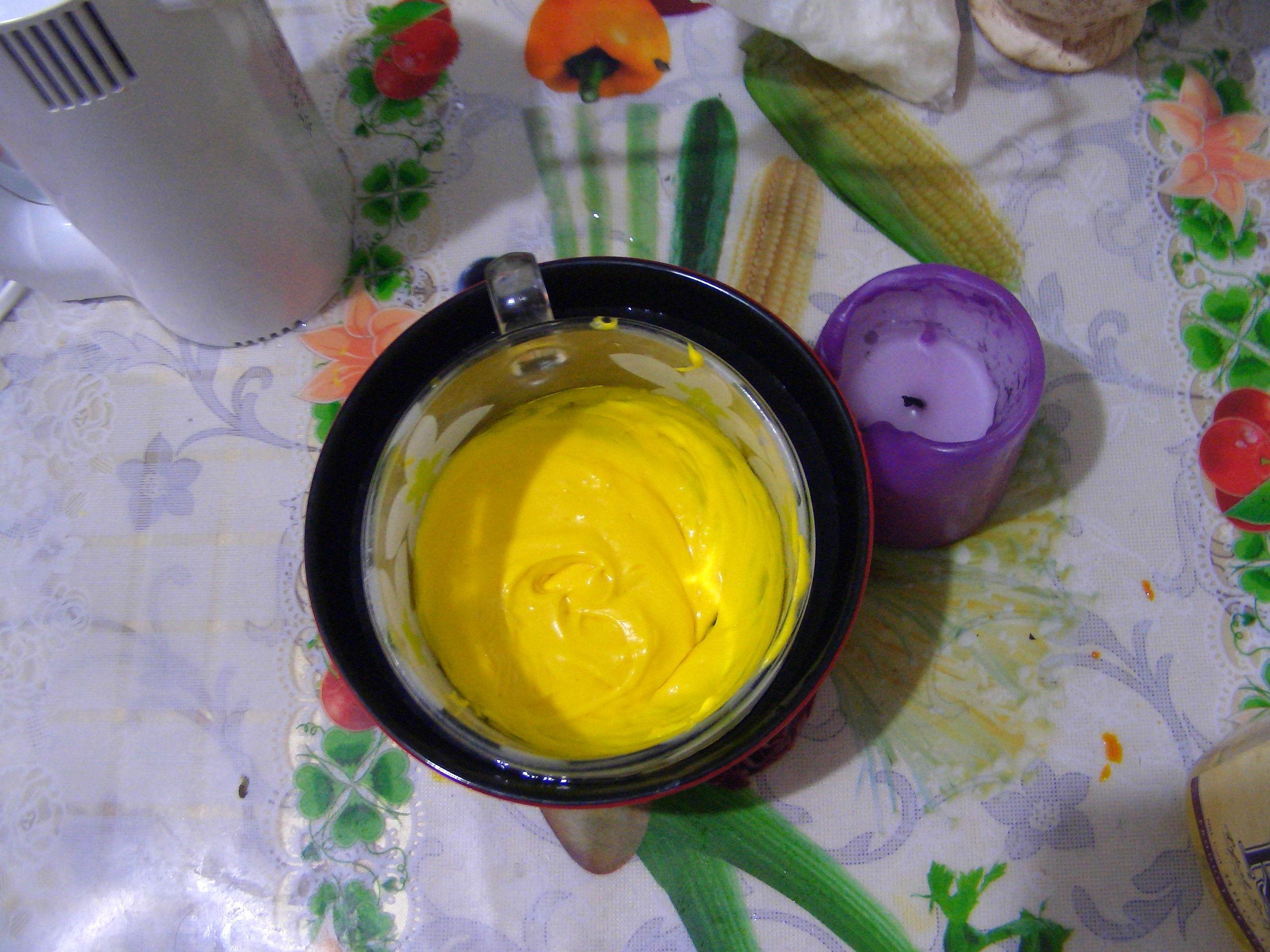 Все для приготовления крема в домашних условиях