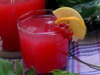 Летние охлажающие напитки
