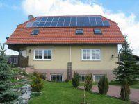 Электроснабжение дома от солнечных модулей