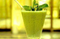 Зеленые коктейли - дар природы