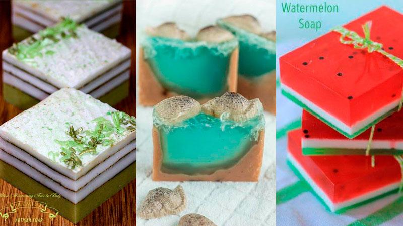 А вы умеете варить мыло с дегтем в домашних условиях