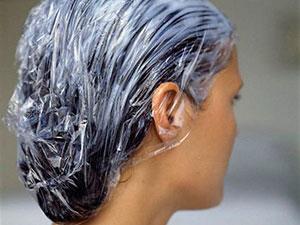 маска для волос из голубой глины
