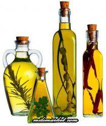 Какое масло использовать для изготовления инфуза, мацерата или масляного экстракта