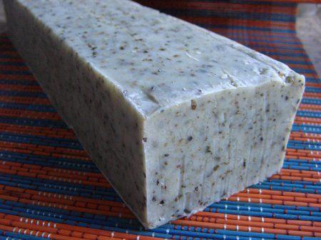 Антицеллюлитное мыло с водорослями Ламинария