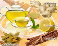 Как приготовить чай из имбиря
