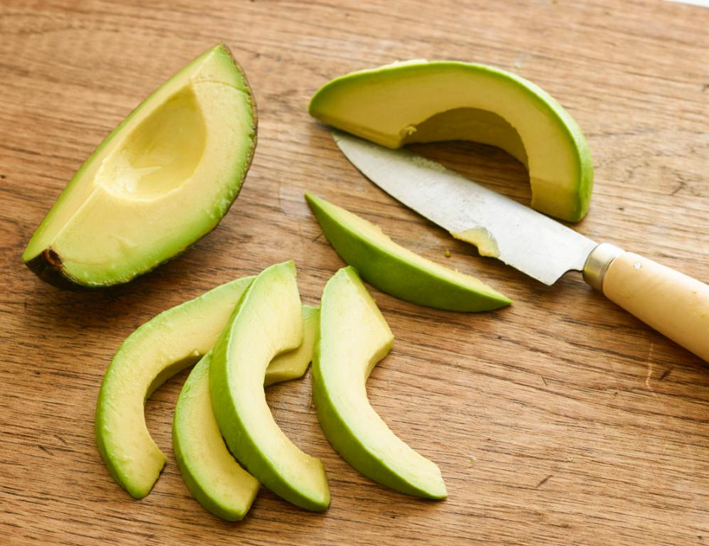 Маска с авокадо для лица
