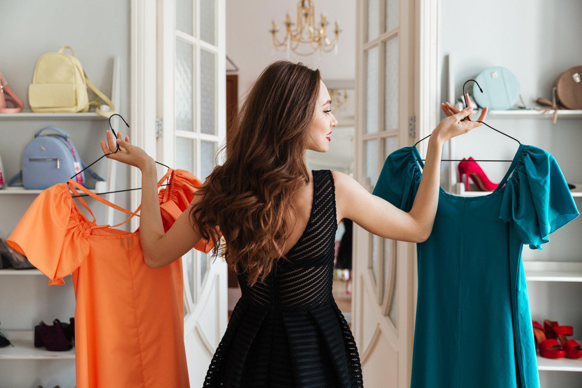 Выбирать Новое Платье